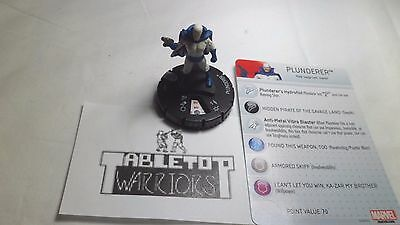 Heroclix Civil War #038 Plunderer