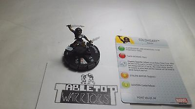 Heroclix Civil War #034 Coldheart