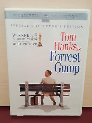 Forrest Gump - DVD - Region 1 - Two-Disc Special Collector's Edition - Tom Hanks