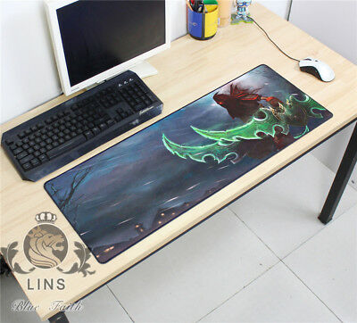 World of Warcraft Rogue Warglaive of Azzinoth Oversized Game mouse pad 4 style