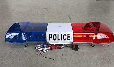 USA Police Car Dach Warnbalken LED Rundumblitzer