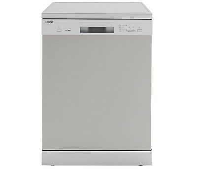 Euro Appliances EDV604SS 60cm Freestanding S/Steel Dishwasher