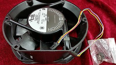 Muffin Fan Comair Rotron Major 48v 24-56v variable speed FPS tach JQ48ROX 031569