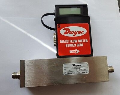 Dwyer Gfm-2143 Mass Flow Meter Gfm Series (R3S7.3B3)