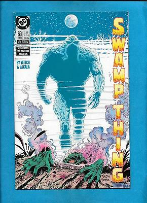 Swamp Thing #69 DC Comics February 1988 RIck Veitch Alfredo Alcala