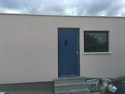 Office-Container - Newly made with External Wall Insulation