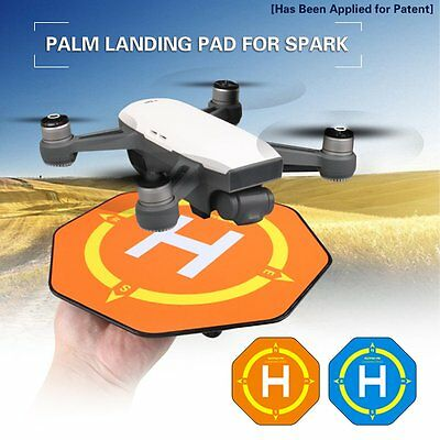 For DJI Spark Micro Palm Size Mini Landing Field Drone Landing Pad