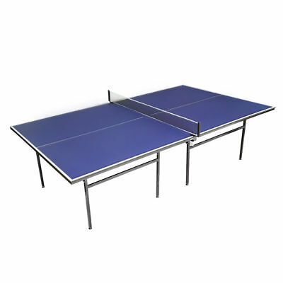 Professional Full Size Table Tennis Ping Pong Table with Net Indoor Outdoor UK
