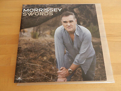 MORRISSEY - Swords 2LP FIRST EU PRESS 2009 In Topcondition THE SMITHS
