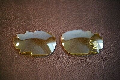 PolarLenz Yellow Replacement Lens for-Oakley Jawbone / Racing Jacket (Night)