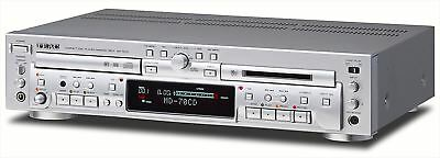 TEAC MD-70CD-S CD Player/MD Recorder Combination Deck Silver from JAPAN EMS F/S