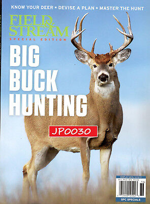 Field & Stream Special Edition 2017, Big Buck Hunting, Brand New/Sealed