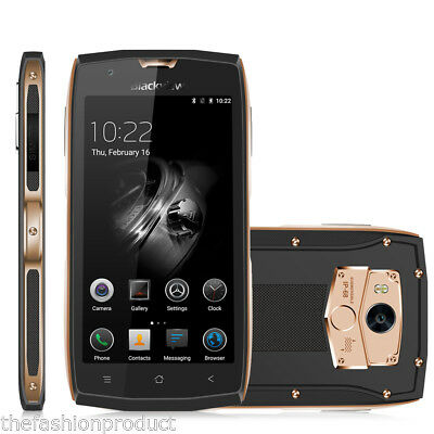 4G Smartphone Blackview BV7000 Android 7.0 Quad-Core 16GB Impermeabile Cellulare