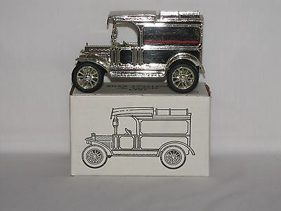 1913 Model T Van Hershey's Golden Almond Gold Plated 1/24th Scale Bank