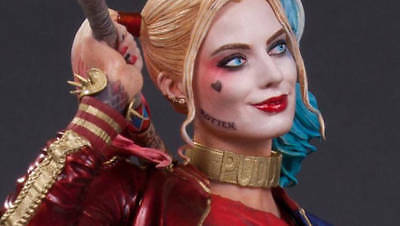 DC Collectibles HARLEY QUINN Suicide Squad statue Margot Robbie Joker Batman