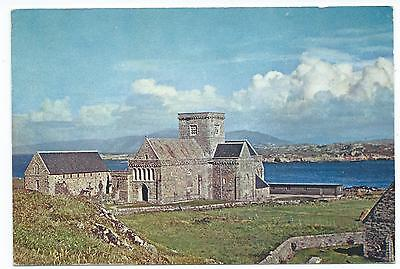 SCOTLAND - IONA CATHEDRAL  Postcard