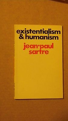 existentialism and humanism by jean-pail sartre