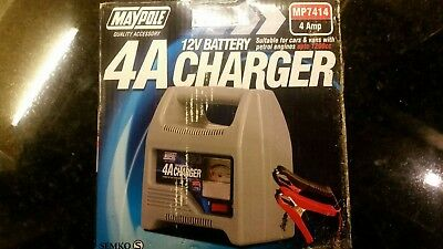 maypole battery charger