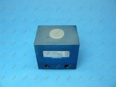 "Festo 3427 OS-1/2 Pneumatic OR Gate Logic Function Valve 1/2"" NNB"