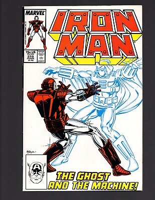 Iron Man 219 1St Appearance Of Ghost Ant Man And Wasp Movie Villain Key