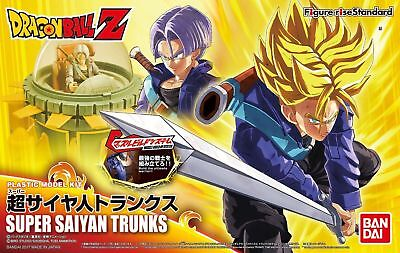 Bandai Figure-Rise Standard - Dragon Ball Z - Super Saiyan Trunks Model Kit