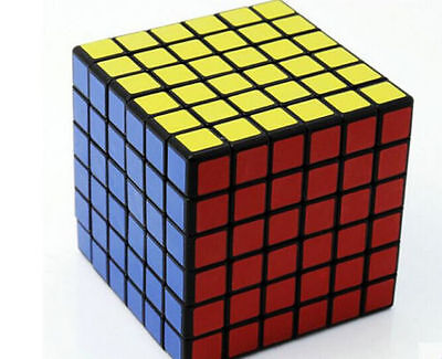 Top Magic ABS Ultra-smooth Professional Speed Cube  6X6X6 Puzzle Twist
