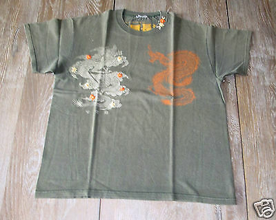 Vintage Great China Wall Dragon T-Shirt