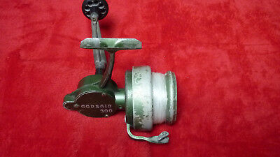 Ancien Moulinet Mer  Collector Corsair  300  Fonctionne Etat Usage