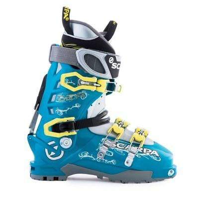 Scarpa Gea Women's Ski Boots Skiing Footwear New
