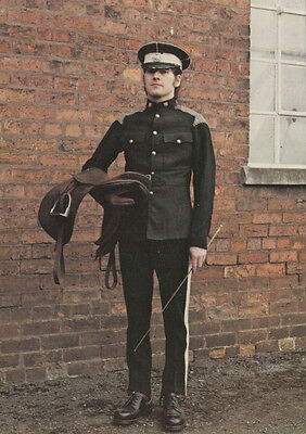 Lincolnshire Imperial Yeomanry Trooper's Uniform ca 1910 not posted
