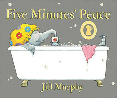Five Minutes' Peace (Large Family), New, Murphy, Jill Book