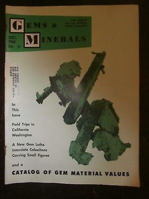 GEMS & MINERALS October 1963