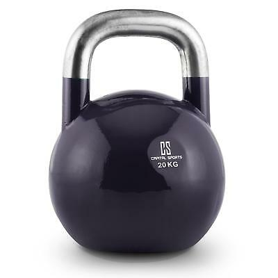 Kettlebell Allenamento Palestra Workout Squat Snatch Strappo Pesi Weight 20Kg