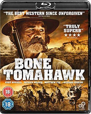 Bone Tomahawk [Blu-ray] [2016] [DVD][Region 2]