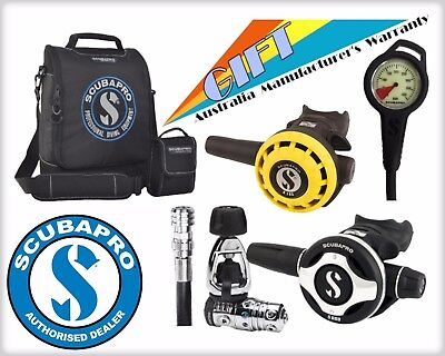 ScubaPro MK25 EVO/S600 ,GO DIVING PACKAGE ~ Gift and Free Shipping
