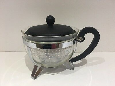 Bodum Glass Coffee Pot / Jug With Built In Stand