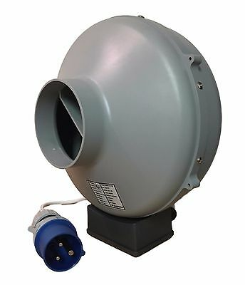 Inline Extractor Fan Quiet High Flow 200 mm  240V Bathroom Hydroponics  50% OFF