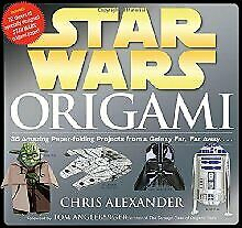 Star Wars Origami: 36 Amazing Paper-folding Projects from a Galaxy Far,  .. NEW