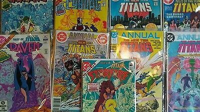 tale of the teen titans lot.