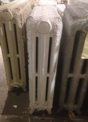 National Radiator Company Ornate Cast Iron Radiator