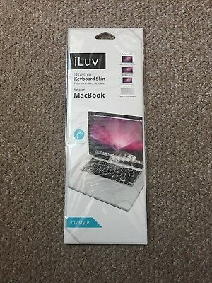 iLuv MacBook Keyboard Skin