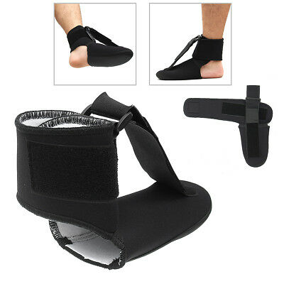 3size Adjustable Foot Toe Brace Anti Slip Plantar Fasciitis Night Splint Support