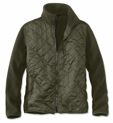 SAVE 40%! Barbour Trefoil Fleece Jacket (L)