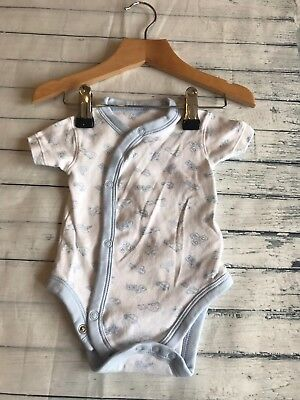Baby Boys Clothes 0-3 Months - Cute Vest Top - New