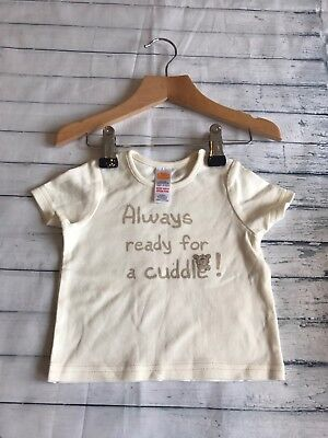 Unisex Baby Clothes 0-3 Months - Cute T Shirt Top - New