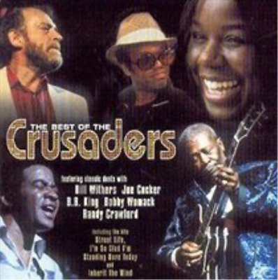 The Crusaders-The Best Of The Crusaders  CD NEW