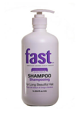 FAST HAIR GROWTH ACCELERATOR TREATMENT SHAMPOO LARGE 1 LITRE SLS FREE 1000ml