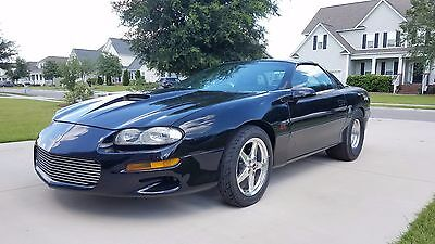 2001 Chevrolet Camaro SS 1000+ HP FULLY BUILT Turbo Street Car