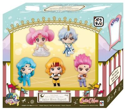 Sailor Moon SuperS - Petit Chara Mini Trading Figures Set of 5 Small Lady Helios