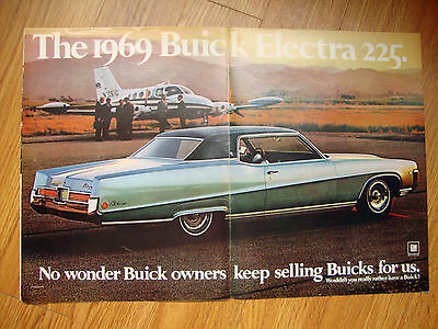 1969 Buick Electra 225 Ad